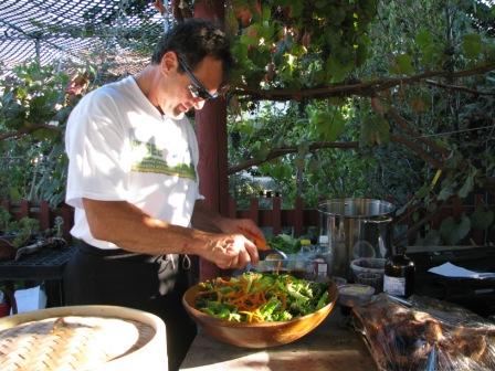 Chef John Farais