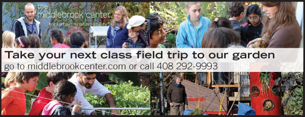 Take your next class field trip at the Middlebrook Center