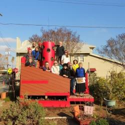 Middlebrook Center Garden Enrichment Living Classroom Feb 3  2014