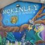 McKinley Front mural