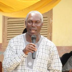 Dr. Kofi Awusabo Asare