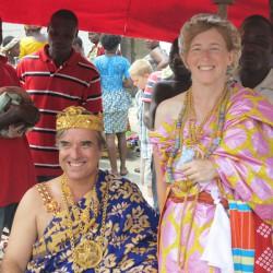 Mark Dollhopf  & Kathy Edershein from YASC