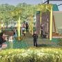 Plans for garden at Live Oak Elementary