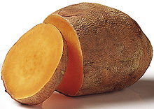 Orange Fleshed Sweet Potato (OFSP)