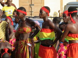 Yamoransa Dancers